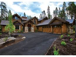 Mountain Home Plans at Dream Home Source   Mountain Vacation Homes    DHSW