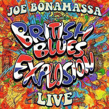 <b>Joe Bonamassa</b> - <b>British</b> Blues Explosion Live (CD) : Target