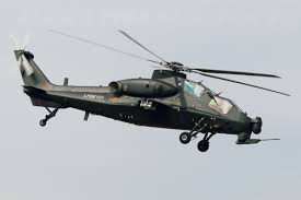 Image result for WZ-10 combat helicopters CHINA