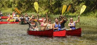 hocking hills adventures canoes go carts and camping canoe trips