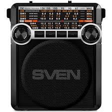 <b>Радиоприемник Sven SRP-355</b> Black - отзывы покупателей ...