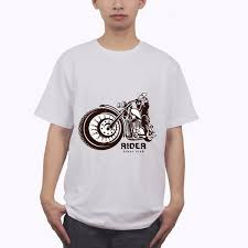 2019 <b>KODASKIN Motorcycle Style 100</b>% Cotton Moto T Shirt From ...