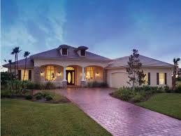 Florida Style House Plans     House Decoration Ideas    Florida Home Mediterran Modern House Plans