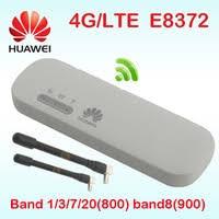 <b>Unlocked Huawei</b> E8372-153 e8372 4g car wifi dongle wireless 4G ...