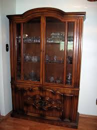 Small Wood Cabinet With Doors Modern China Cabinet Geneve Gold Living Room China Cabinet