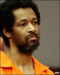 Washington sniper John Muhammad is due to be executed on Tuesday - _46699633_008225620-1