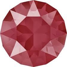 <b>1088 SS39 Стразы Сваровски Crystal</b> AB 8 16 мм, красный лак ...