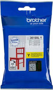 Купить <b>Картридж BROTHER LC3619XLY</b>, желтый в интернет ...
