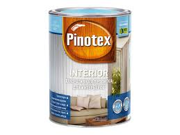 средство деревозащитное PINOTEX <b>Interior</b> 1л бесцветное, арт ...