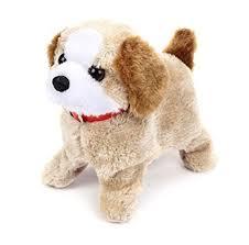 Buy SCEVA Kid's <b>Cute Walking</b>, <b>Barking</b> and Jumping Puppy <b>Toy</b> ...