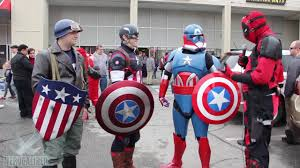 <b>Captain America Cosplay Costume</b> and Accessories - Best Reviews