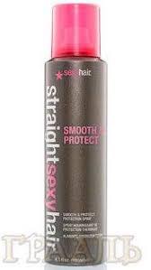 <b>Спрей для</b> волос разглаживающий с термозащитой Straight <b>Sexy</b> ...