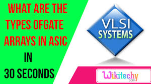 what are the types of gate arrays in asic vlsi interview what are the types of gate arrays in asic vlsi interview questions and answers