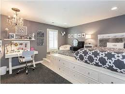 lifted bed pipers dream room she said she would be in heaven bedroom roomteen girl ideas