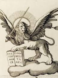 <b>Крылатый лев</b> Святого Марка