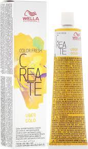 Wella Professionals Color Fresh Create - <b>Оттеночная краска для</b> ...