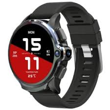 Buy <b>Kospet Prime 3GB</b> / <b>32GB</b> 4G Silicone Strap Smartwatch ...