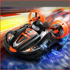 <b>JJRC Q86</b> 2 in1 Remote Control <b>Amphibious</b> Vehicle Battery ...