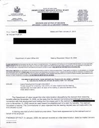 a lawyer s blog jon michael probstein esq 2010 this is how the case first came to me a friend of the claimant advised me that the claimant was hopeless and was denied unemployment insurance and asked if