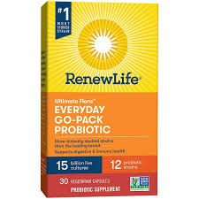 <b>Ultimate Flora Everyday Probiotic</b> 15 BILLION (30 Veggie Caps) by ...