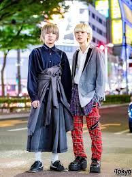 Harajuku Menswear Street Styles w/ KBF, Yohji, <b>Comme des</b> ...