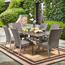 patio dining: carleton place  piece patio dining set