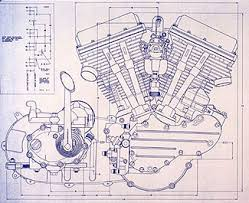knucklehead harley engine drawing blueprint motorcycles knucklehead harley engine drawing blueprint motorcycles engine harley davidson rings and ducati