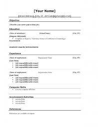 Employee Resume  resume teenager resume for teenagers teen resume     Resumes For Highschool Students Sample High School Resume Resume slo Teenage  Resume Teenage Resume Qualifications Resume Youth Worker fko