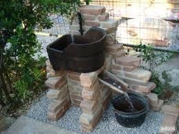 Fontana Cascata Da Giardino : Migliori idee su giardino di fiori