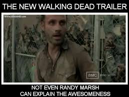 Walking Dead Season 6 Trailer: Memes React - Doublie via Relatably.com