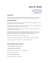cover letter template childcare worker