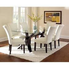 Contemporary Round Dining Table For 6 Modern Kitchen Dining Tables Wayfair