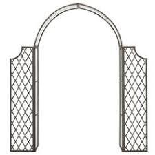 <b>Gothic</b> 4' x 7' Garden Arch | Выездная церемония