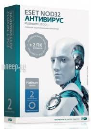 <b>Программное обеспечение ESET NOD32</b> Антивирус Platinum ...