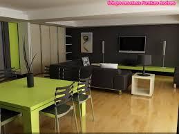 black and green livingroom idea corner sofa chairs wall tv unit black and green living black green living room home