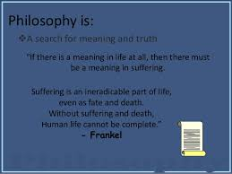 meaning of life philosophy essay  meaning of life essay   please  database essay