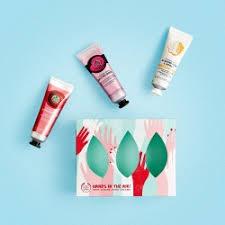 The Body Shop Подарочный <b>набор кремов для рук</b> Лучшие из ...