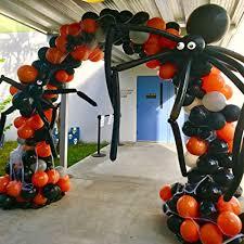 BONROPIN Halloween Balloon Garland Arch kit 175 ... - Amazon.com