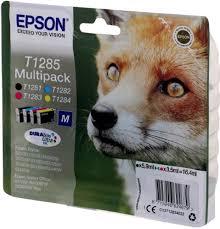 <b>Картридж Epson</b> C13T12854022 <b>MultiPack</b> (B,C,M,Y)