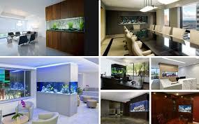 beautiful home office aquariums beautiful office designs