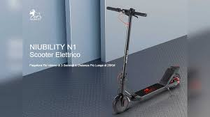 <b>NIUBILITY N1</b> discount code | <b>Electric scooter</b> offer - GizChina.it