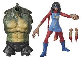 Купить <b>Фигурка Hasbro Marvel</b> GamerVerse <b>Avengers</b> Ms. <b>Marvel</b> ...