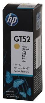 <b>Чернила HP</b> GT52 (M0H56AE), желтый, для струйного принтера ...