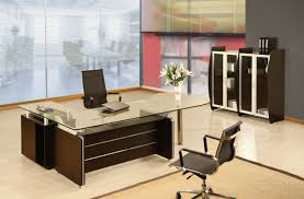 office modern mesh office chair mixed with glass office desk and beautiful white flower in beautiful luxurious office chairs
