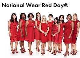 Image result for national wear red day 2016