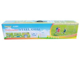 Купить <b>ворота футбольные DFC</b> GOAL5250ST 8ft (сталь) по цене ...
