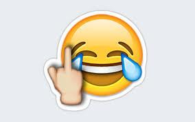 Image result for finger emoji