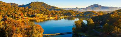Fall <b>Color</b> Mountain <b>Lake</b> Getaways