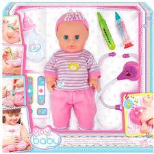 """<b>Набор</b> игровой с куклой <b>ToysLab</b> """"Play Baby. <b>Набор</b> доктора ..."""