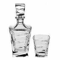 «<b>Набор для виски</b>, 1 штоф 750мл + 2 стакана (300мл ...